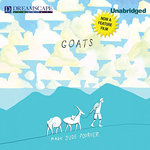 Goats audiobook cover art