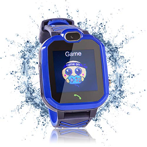 Product Image of the Kids Smart Watch with Alarm Clock 7 Game Camera Music Player Phone for Kids -...