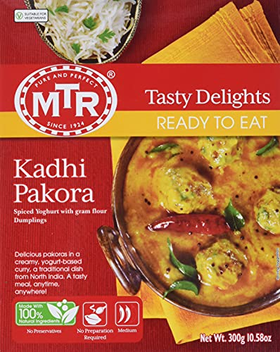 MTR カリパコラ 300g 豆コロッケが入ったヨーグルト風味の北インドカレー
