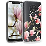 kwmobile Case Compatible with Motorola Moto G7 Play