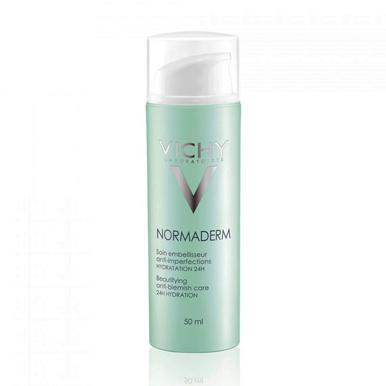 半径女優獲物Vichy Normaderm Anti Imperfection Hydrating Cream 50ml [並行輸入品]