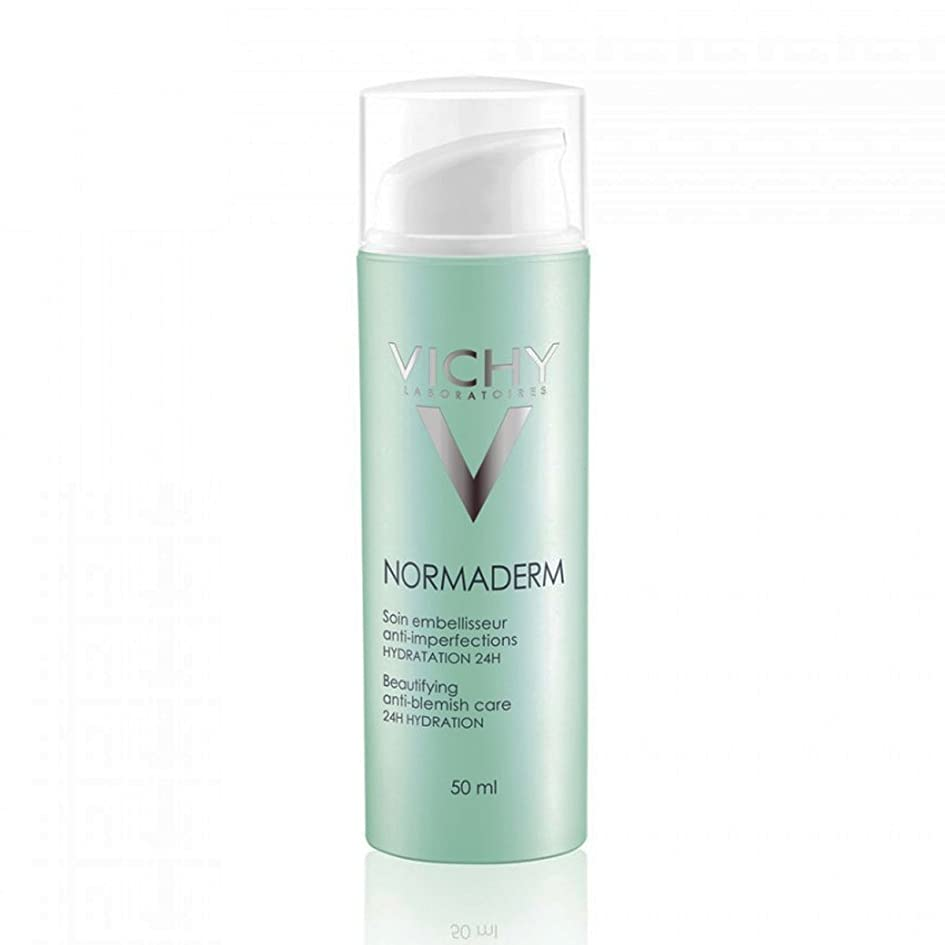 シーサイド欠陥ゆるくVichy Normaderm Anti Imperfection Hydrating Cream 50ml [並行輸入品]