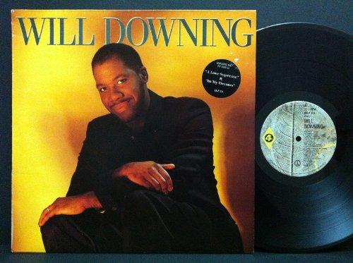 "Will Downing - Will Downing - 12"" LP 1988 - 4th & Broadway BRLP 518"