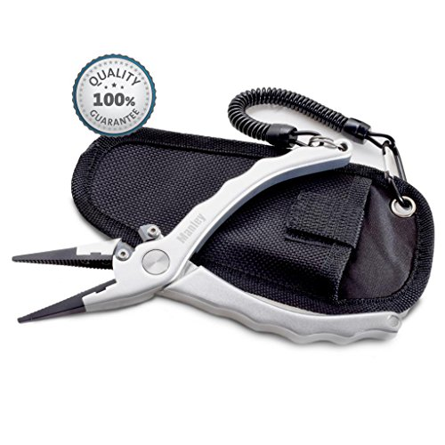 Manley Professional Saltwater Fishing Pliers - 7.5\