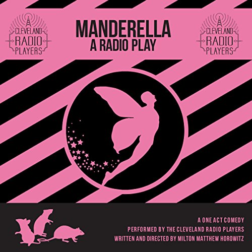 Manderella audiobook cover art
