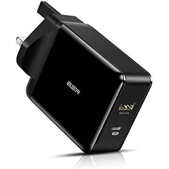 For iPhone11 Pro Max 18W PD USB C QC 3