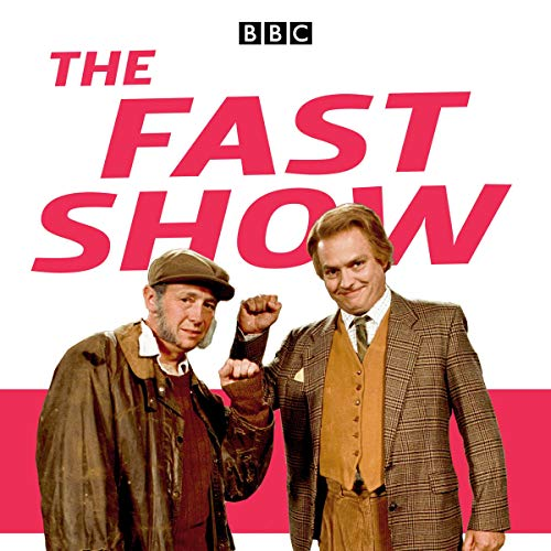 The Fast Show audiobook cover art