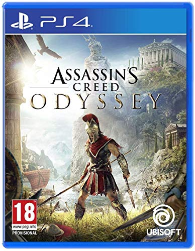 Assassins Creed Odyssey pour Playstation 4