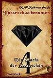 Linksrechtsobenunten - Band 4: Die Macht der Evubachén: Fantasy-Serie in 4 Bänden