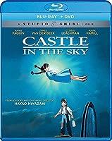 Castle in the Sky Blu-ray/DVD