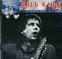 In Concert by GREG KIHN