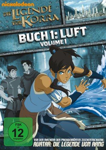Die Legende von Korra, Buch 1: Luft, Volume 1