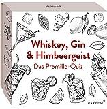 Whiskey, Gin und Himbeergeist - Das Promille-Quiz