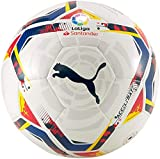 PUMA 2020-21 La Liga Accelerate MS Ball - White-Red-Blue 4