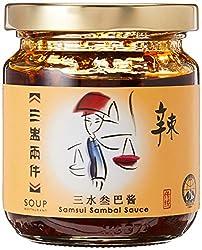 Soup Restaurant Samsui Sauce, Sambal, 150 g
