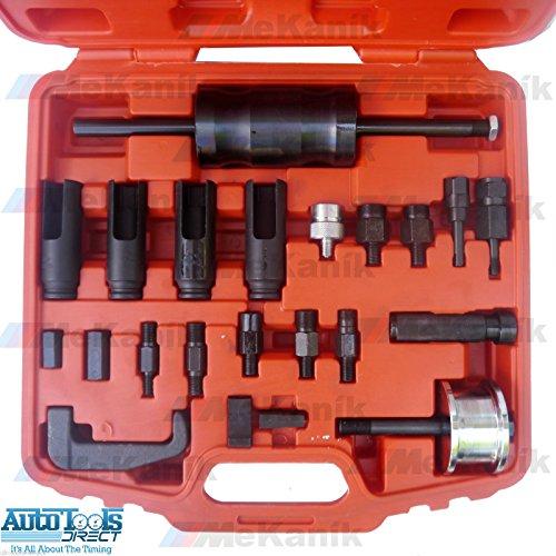 Einspritzdüsen, Zieher, Absaugvorrichtung, Entferner, für Dieselmotoren, geeignet für Bosch, Delphi, Denso, Siemens.