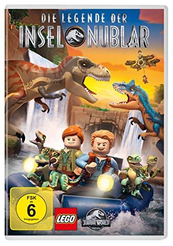 Lego Jurassic World: Die Legende der Insel Nublar [2 DVDs]