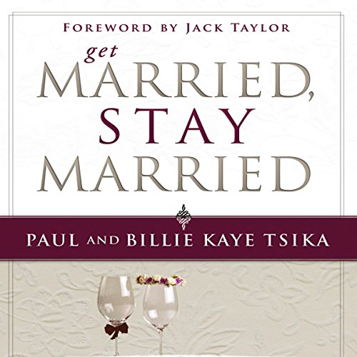 Get Married, Stay Married audiobook cover art