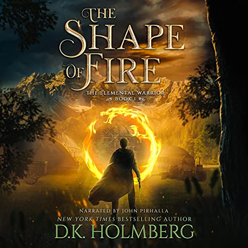 The Shape of Fire cover art