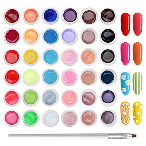 Brifuture_DE -  Skymore 36 Farben UV