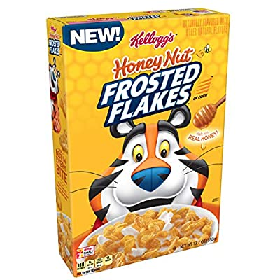 Frosted Flakes Kellogg's Cereal