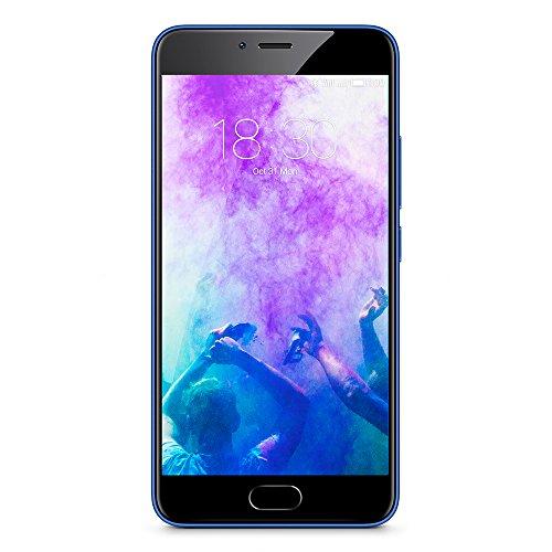 Meizu M5 Smartphone Dual-SIM, 16 GB, Blu