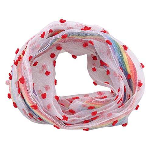 SUNSKYOO noeud noué fleur serre-tête Yoga tête enveloppe sport turban, Vintage imprimé Criss Cross noué, point de vague rouge