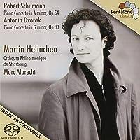 Schumann, Dvor?k: Piano Concertos (2009-11-17)