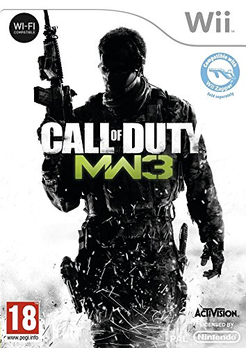 Call of Duty: Modern Warfare 3 - (Nintendo Wii) [Import FR]