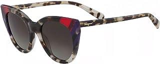 Salvatore Ferragamo Women'S Sunglasses - Sf867S-052 50, 145 mm Black
