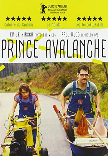 Prince Avalanche - Prince of Texas - DVD