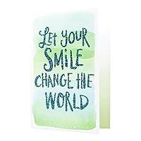 You Make Me Smile–Sadie Robertson Inspirationalカードパック–Change The World–3カウント