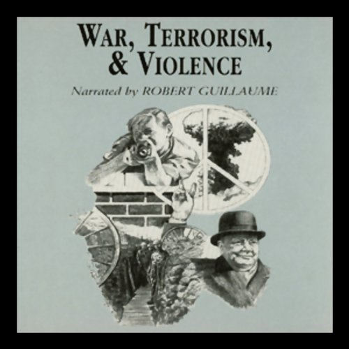 War, Terrorism, and Violence audiobook cover art