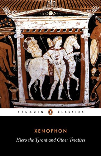 Hiero the Tyrant and Other Treatises (Penguin Classics)