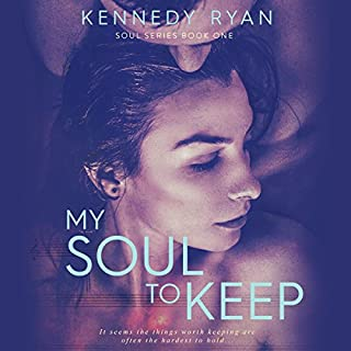 My Soul to Keep     Soul, Volume 1              By:                                                                                                                                 Kennedy Ryan                               Narrated by:                                                                                                                                 Kai Kennicott,                                                                                        Wen Ross                      Length: 11 hrs and 56 mins     270 ratings     Overall 4.2