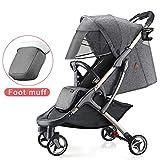 Hot Mom silla de paseo ligera silla de paseo ligera silla de paseo adecuada para...
