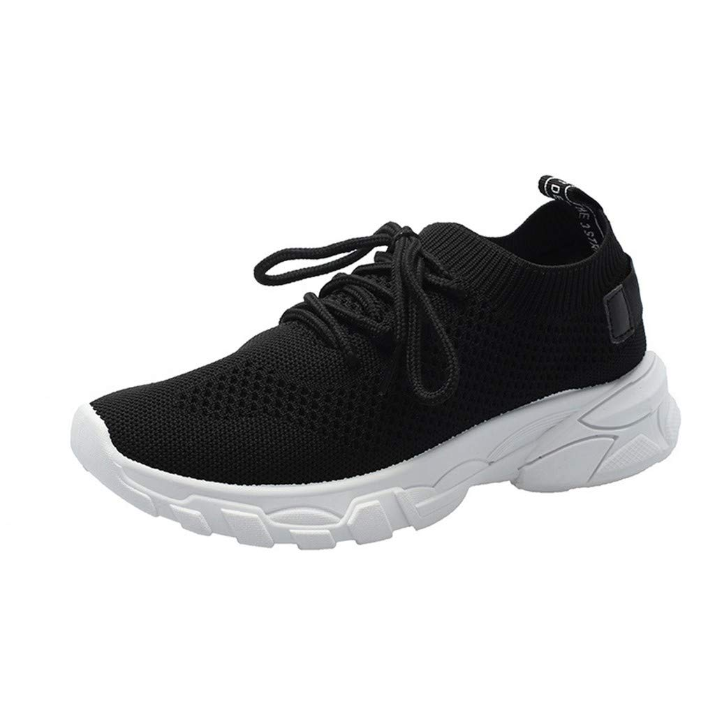 PoLPqeD - Zapatillas de Deporte para Mujer, para Correr, Fitness ...