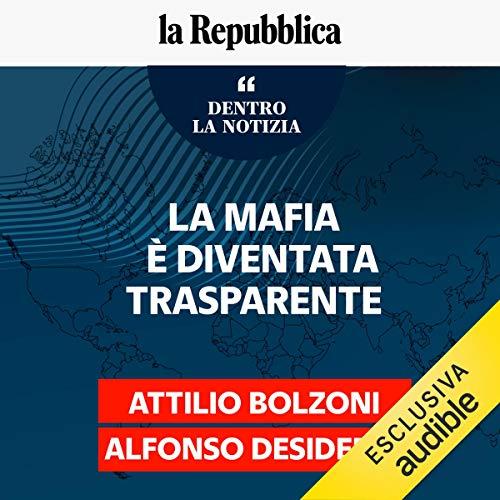 La mafia é diventata trasparente copertina