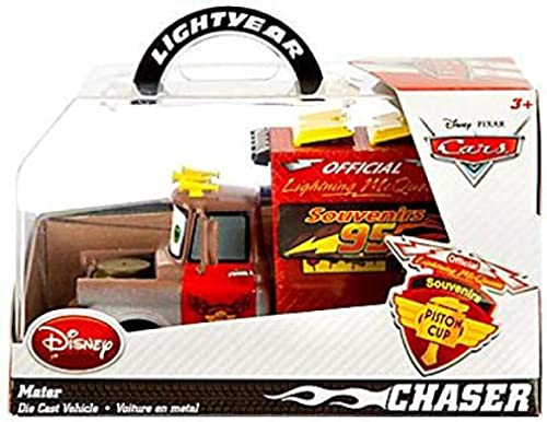 Disney Pixar Cars Exclusive 1 43 Mater   Hook Food Truck  Chase  - limited edition