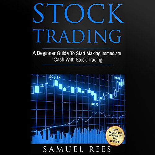 Stock Trading: 2 Books in 1 audiobook cover art