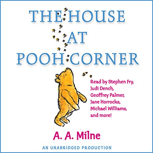 The House at Pooh Corner (Dramatized) cover art