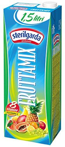 Sterilgarda Succo Fruttamix, 8 X 1.5L