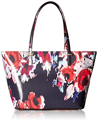 kate spade new york Cedar Street Floral Small Harmony Tote Bag, Multi, One Size