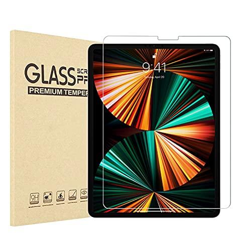 Protector de pantalla de cristal templado para iPad Pro de 12,9 pulgadas...