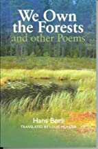 We Own the Forests: and other poems (Series B) (Norwegian and English Edition)
