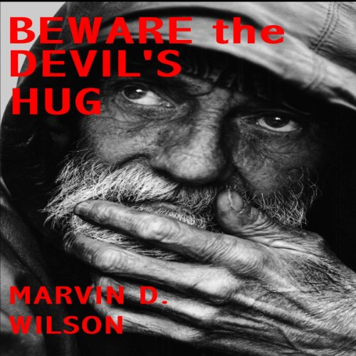 Beware the Devil's Hug audiobook cover art
