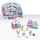 Disney Jr T.O.T.S. Surprise Babies Nursery Care Set, 18 pieces, Multi-color