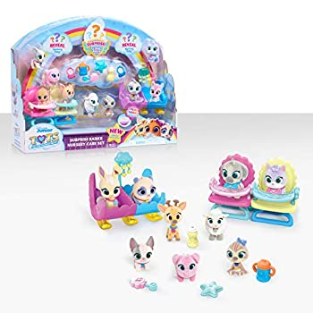 Disney Junior T.O.T.S Surprise Babies Nursery Care Set 18 pieces by Just Play