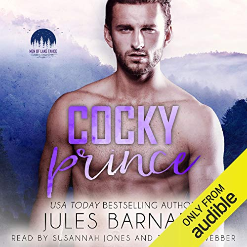 Cocky Prince Audiobook By Jules Barnard cover art