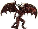 Plastoy-Il Grande Drago Volante con Il Suo Cavaliere Statuetta, 60237